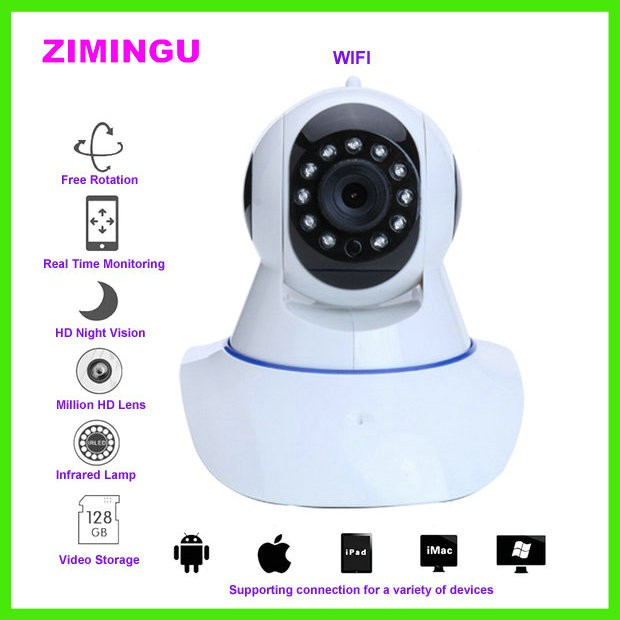 Security System ShenZhen IP Camera with 3G Sim Card IP Camera for Android Mobile Phone Baby Monitor Wifi CCTV Camera