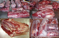 Frozen Beef CHEEK MEAT