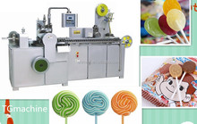 New model automatic lollipop making machine & Flat lollipop production line (forming and wrapping)