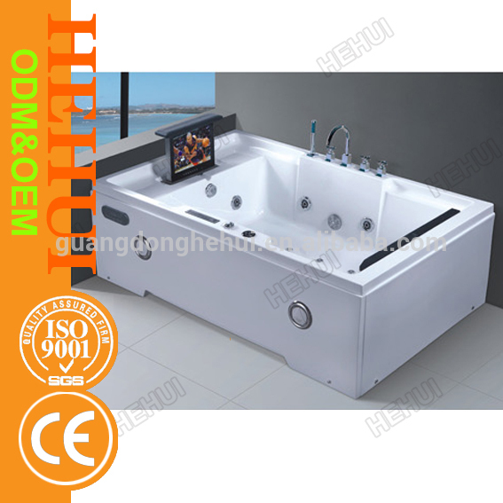 Rc d904 cheap acrylic bathtub made in china and whirlpool for Best acrylic bathtub to buy