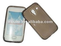 Glossy TPU Protective Phone Cover For SamSung Galaxy Ace Plus S7500