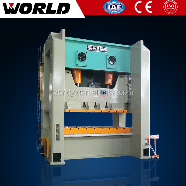JW36 fixed table Progressive metal forging mechanical power Press machine price
