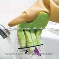 Cleaning Latex Gloves