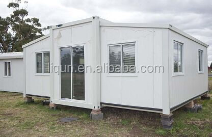 australia prefab 20ft mobile expandable container house for sale