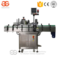 Automatic Double Sides or Single Side Round Bottle Labeling Machine Price