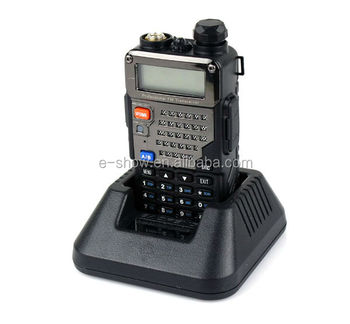 The latest Baofeng UV-5RE plus UV-5RE+ 136-174MHz + 400-520MHz 5W 128CH UHF VHF walkie talkie