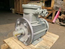 YB2 series 5.5kW 8HP 4 poles 1500 rpm explosion-proof electric motor