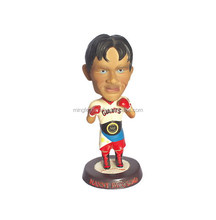 birthday gift personalized polyresin bobble head