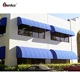 Outdoor commercial DIY awnings manual window awning