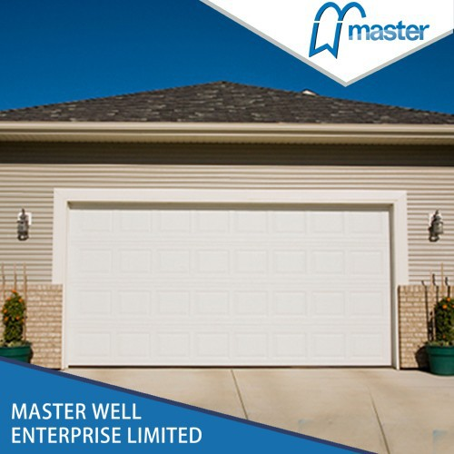 Side Opening Heat Protection Rolling Garage Door
