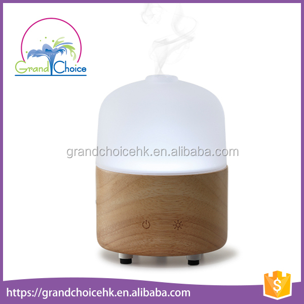 Portable mini ultrasonic mist car air diffuser aroma oil diffuser