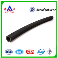 China Manufacturer Factory Directly Provide Reinforced Hose/ High Pressure Steel Wire Spiraled Rubber Hose