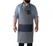 Professionalized hoge kwaliteit katoen canvas chef uniform voor mannen china fabrikant