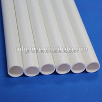 pvc price red custom pipe plastic pipe dongguan