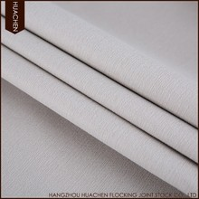 New model design OEM service suede blackout Insulated curtain fabric