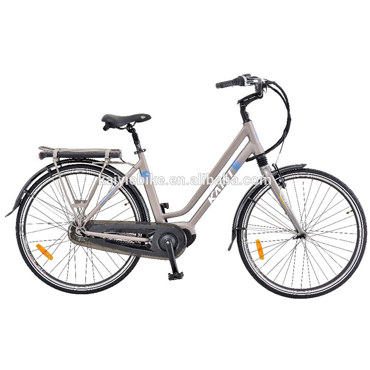 28' <strong>city</strong> or lady 36v250w lithium battery new bafang mid-drive electric bike