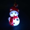 New Products EVA Color Changing Snowman