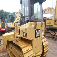 Japan's original D5K used crawler bulldozer used bulldozer tracks for sale