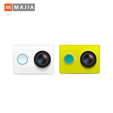 Orginal xiaomi action camera smart waterproof bluetooth 4.0 1080p 16mp wifi travel full hd sport camera