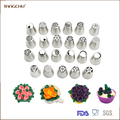 Big size Russian nozzles icing tips cake decorating tools set