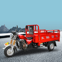 2016 new product 150cc motorized trike 150cc bajaj three wheeler price For cargo