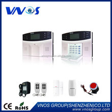 3G security home office 3g gsm video camera security SMS alarm SYSTEM