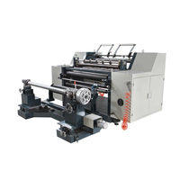 Fully Automatic thermal paper slitting machine,1300mm slitting rewinding machine, slitter rewinder