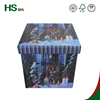 HStex Home Furniture Printed Leather Foldable