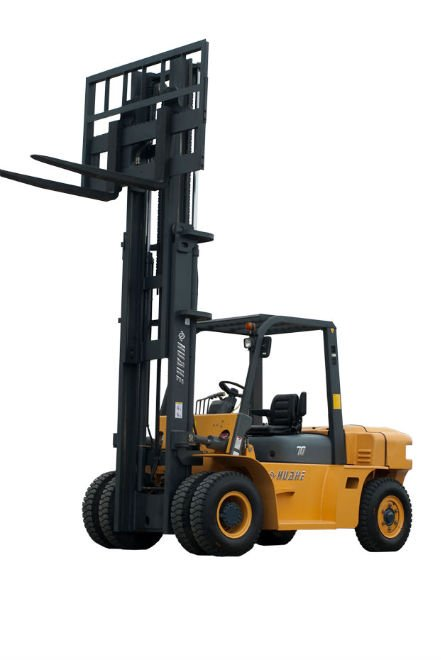 7ton chaochai 6102 engine forklift truck,diesel forklift chinese manufacturer good quality