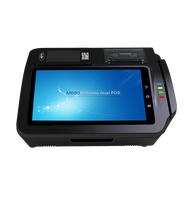 M680s_EMV Approved Cash Register with Printer/NFC/3G/Bluetooth/WIFI/RFID/Fingerprint/IC Card Reader/Cash Drawer