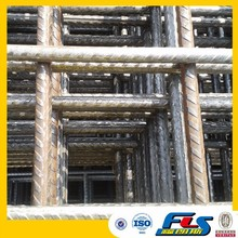 Steel Bar Ribbed Welded Wire Mesh For Concrete Reinforcement Sizes