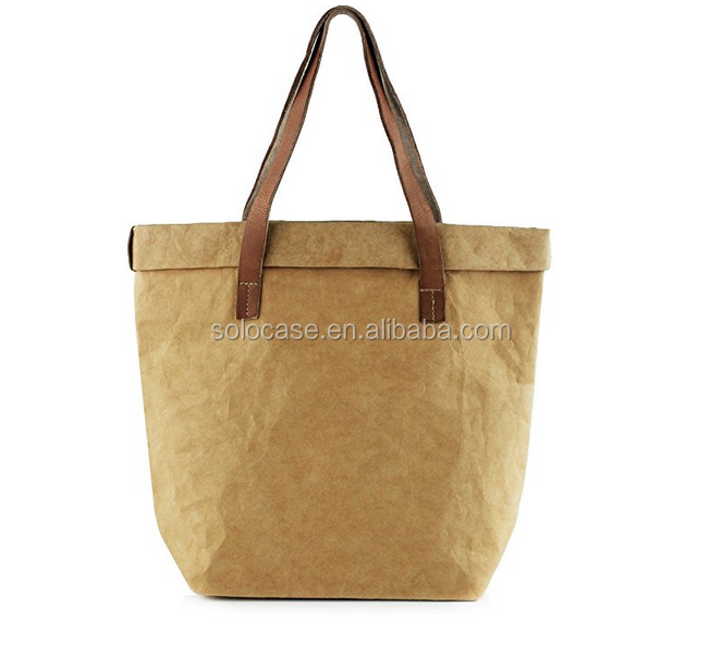 Tote bags make from tyvek paper