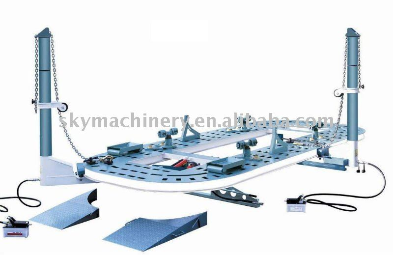 SKY machinery alat berat/auto body frame machine
