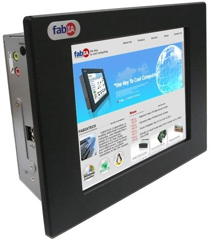 FP8082T Industrial touch screen panel PC