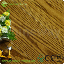 Zhejiang Huzhou Supplier American Red Oak Handscraped Engineered Wood Flooring