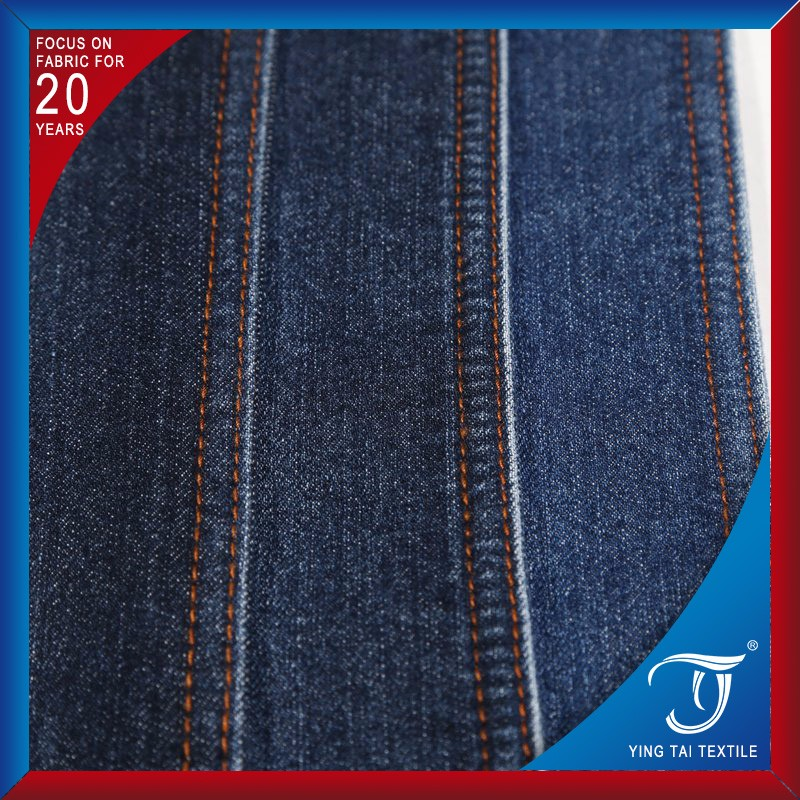 Europe most popular stretch denim fabric wholesale prices