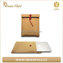 Wholesale kraft paper laptop case Pad Case
