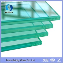 3mm 4mm 5mm 6mm 8mm 10mm flat tempered glass with ground flat & seamed edge