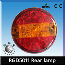 ECE certificate 100% wateproof led tail light