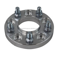 4x114.3-12x1.25-15mm-66.1mm aluminum AUTO spacer & Adapters