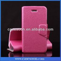 Cell Phone Leather Cases for iPhone4S,For iPhone 4S Flip Cover Case,High Quality