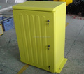 FRP enclosure for battery, solar, heavy duty