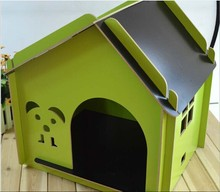 QQFactory wooden cat cage & cheap cat cages