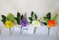Flowers artificial / artificial flowers for funeral wreaths On Sale