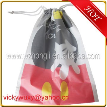 promotional drawstring gift bags