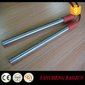 Stainless steel 304 heater rod for mold machine heating exchanger