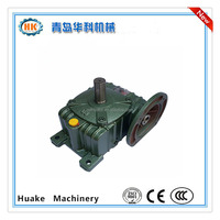 High quality WPDO Horizontal worm gear box
