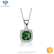 Big green pendant design dulhan jewellery set jewellery in karachi