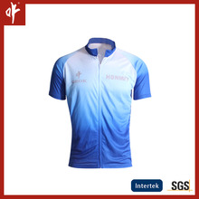 Full zip custom cycling clothing mountain bikes cycling jersey