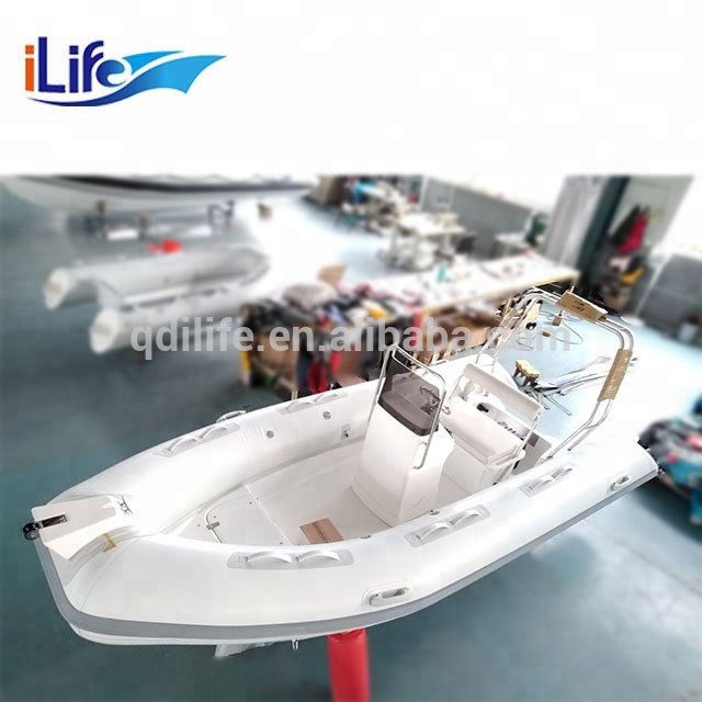 Rigid Inflatable <strong>Boat</strong> China Rigid Inflatable Rib <strong>Boats</strong> 430 For 8 Person